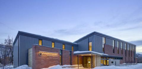 Rocky Mountain Institute Innovation Center