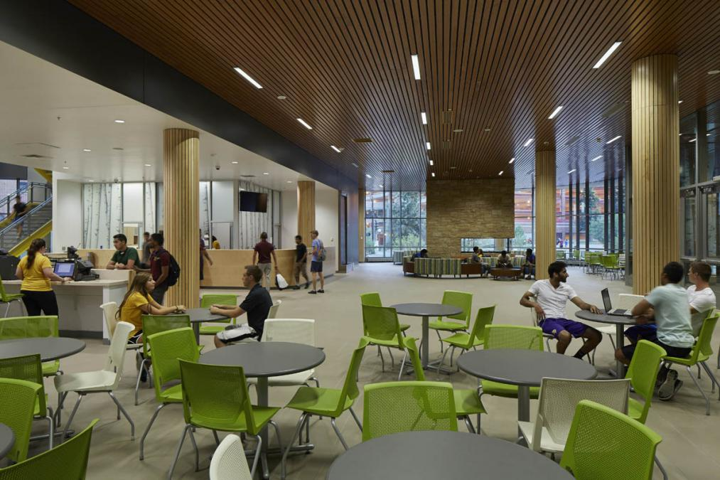 Image result for umn rec center study space